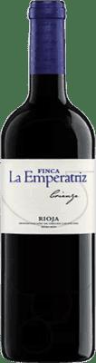 19,95 € Envío gratis | Vino tinto Hernáiz Finca La Emperatriz Crianza D.O.Ca. Rioja La Rioja España Tempranillo, Garnacha, Macabeo Botella Mágnum 1,5 L