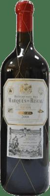 29,95 € Envoi gratuit   Vin rouge Marqués de Riscal Arienzo de Riscal Crianza D.O.Ca. Rioja La Rioja Espagne Tempranillo, Graciano, Mazuelo, Carignan Bouteille Jéroboam-Doble Magnum 3 L