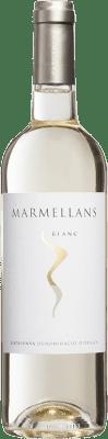 3,95 € Kostenloser Versand | Weißwein Capçanes Marmellans Joven D.O. Catalunya Katalonien Spanien Grenache Weiß, Macabeo Flasche 75 cl