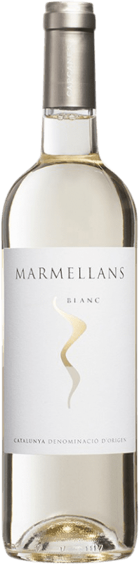 4,95 € Free Shipping | White wine Capçanes Marmellans Joven D.O. Catalunya Catalonia Spain Grenache White, Macabeo Bottle 75 cl