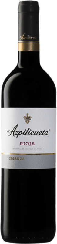 13,95 € Envoi gratuit | Vin rouge Campo Viejo Azpilicueta Crianza D.O.Ca. Rioja La Rioja Espagne Tempranillo, Graciano, Mazuelo, Carignan Bouteille Magnum 1,5 L