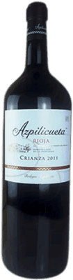 21,95 € Free Shipping | Red wine Campo Viejo Azpilicueta Crianza D.O.Ca. Rioja The Rioja Spain Tempranillo, Graciano, Mazuelo, Carignan Magnum Bottle 1,5 L