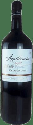 Vin rouge Campo Viejo Azpilicueta Crianza D.O.Ca. Rioja La Rioja Espagne Tempranillo, Graciano, Mazuelo, Carignan Bouteille Magnum 1,5 L