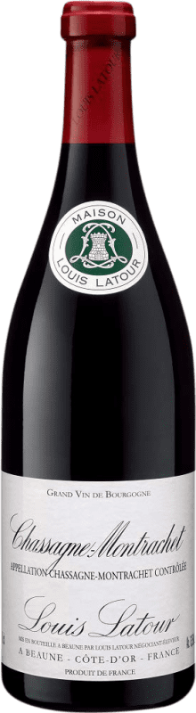 49,95 € Envío gratis   Vino tinto Louis Latour A.O.C. Chassagne-Montrachet Francia Pinot Negro Botella 75 cl