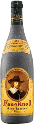 25,95 € Free Shipping | Red wine Faustino I Especial Gran Reserva D.O.Ca. Rioja The Rioja Spain Tempranillo, Graciano, Mazuelo, Carignan Bottle 75 cl