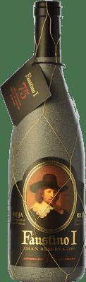 Vin rouge Faustino I 75 Aniversario Reserva 2008 D.O.Ca. Rioja La Rioja Espagne Tempranillo, Graciano Bouteille 75 cl