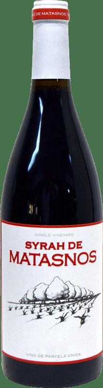 25,95 € Envoi gratuit | Vin rouge Bosque de Matasnos I.G.P. Vino de la Tierra de Castilla y León Castille et Leon Espagne Syrah Bouteille 75 cl