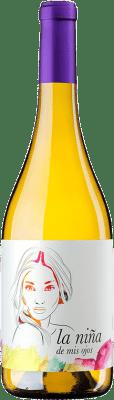 7,95 € Kostenloser Versand | Weißwein Altanza La Niña de Mis Ojos Joven La Rioja Spanien Sauvignon Weiß Flasche 75 cl