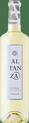 9,95 € Envoi gratuit | Vin blanc Lealtanza Joven D.O.Ca. Rioja La Rioja Espagne Bouteille 75 cl