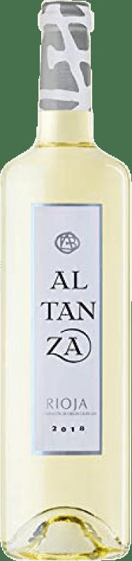 6,95 € Envío gratis | Vino blanco Altanza Lealtanza Joven D.O.Ca. Rioja La Rioja España Botella 75 cl