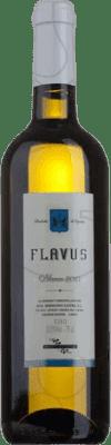 8,95 € Free Shipping | White wine Viña Sastre Flavus Crianza Castilla y León Spain Palomino Fino Bottle 75 cl