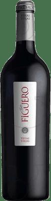 59,95 € Free Shipping | Red wine Figuero Viñas Viejas D.O. Ribera del Duero Castilla y León Spain Tempranillo Magnum Bottle 1,5 L