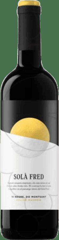 5,95 € Envío gratis   Vino tinto Masroig Sola Fred D.O. Montsant Cataluña España Garnacha, Mazuelo, Cariñena Botella 75 cl