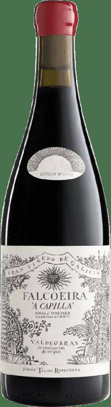 58,95 € Free Shipping | Red wine Telmo Rodríguez Falcoeira a Capilla D.O. Valdeorras Galicia Spain Mencía, Grenache Tintorera, Sousón, Brancellao Bottle 75 cl