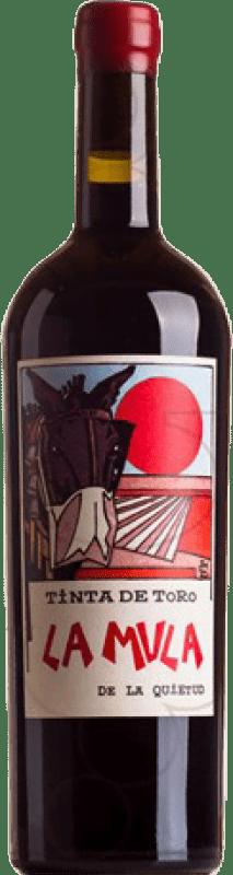 119,95 € Free Shipping | Red wine Quinta de la Quietud La Mula D.O. Toro Castilla y León Spain Tempranillo Magnum Bottle 1,5 L