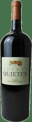 49,95 € Envoi gratuit | Vin rouge Quinta de la Quietud Crianza D.O. Toro Castille et Leon Espagne Bouteille Magnum 1,5 L