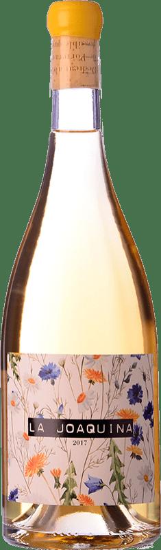 16,95 € Free Shipping | White wine Vall Llach La Joaquina Joven D.O.Ca. Priorat Catalonia Spain Grenache White, Viognier, Escanyavella Bottle 75 cl