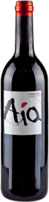 19,95 € Free Shipping | Red wine Miquel Oliver Aia Negre Crianza D.O. Pla i Llevant Balearic Islands Spain Merlot Bottle 75 cl
