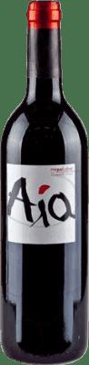19,95 € Kostenloser Versand | Rotwein Miquel Oliver Aia Negre Crianza D.O. Pla i Llevant Balearen Spanien Merlot Flasche 75 cl