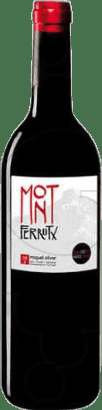 7,95 € Envoi gratuit   Vin rouge Miquel Oliver Mont Ferrutx Crianza D.O. Pla i Llevant Îles Baléares Espagne Bouteille 75 cl