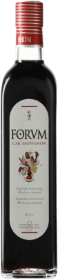 8,95 € Free Shipping | Vinegar Augustus Cabernet Forum Spain Cabernet Sauvignon Half Bottle 50 cl