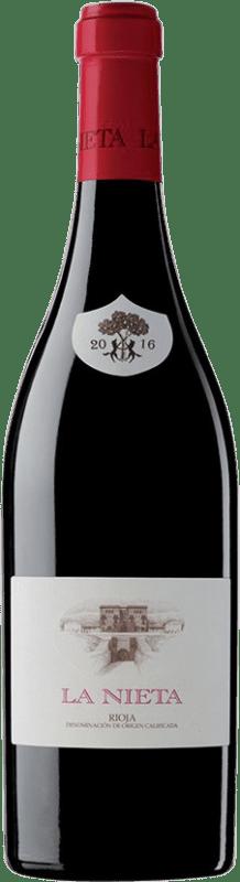 73,95 € Free Shipping | Red wine Páganos La Nieta D.O.Ca. Rioja The Rioja Spain Tempranillo Bottle 75 cl