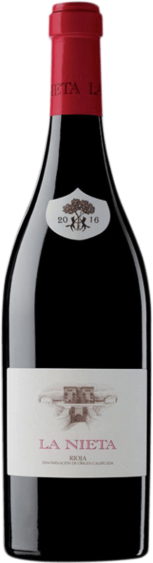 73,95 € Envoi gratuit | Vin rouge Páganos La Nieta D.O.Ca. Rioja La Rioja Espagne Tempranillo Bouteille 75 cl
