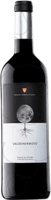 22,95 € Free Shipping | Red wine Valderiz Valdehermoso Crianza D.O. Ribera del Duero Castilla y León Spain Tempranillo Magnum Bottle 1,5 L