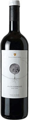 13,95 € Envío gratis | Vino tinto Valderiz Valdehermoso Crianza D.O. Ribera del Duero Castilla y León España Tempranillo Botella Mágnum 1,5 L