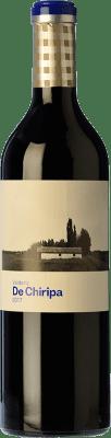 13,95 € Free Shipping | Red wine Valderiz de Chiripa Crianza D.O. Ribera del Duero Castilla y León Spain Tempranillo, Albillo Bottle 75 cl