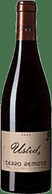 192,95 € Kostenloser Versand | Rotwein Terra Remota Usted D.O. Empordà Katalonien Spanien Syrah, Grenache Flasche 75 cl