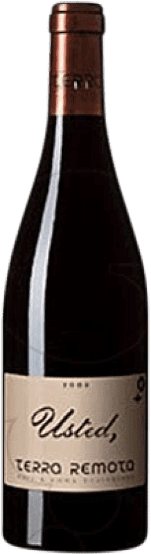192,95 € Free Shipping | Red wine Terra Remota Usted D.O. Empordà Catalonia Spain Syrah, Grenache Bottle 75 cl