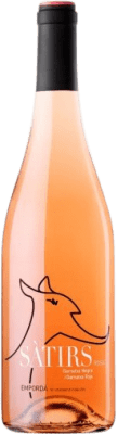 5,95 € Envoi gratuit | Vin rose Arché Pagés Satirs Joven D.O. Empordà Catalogne Espagne Merlot, Grenache, Cabernet Sauvignon Bouteille 75 cl