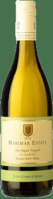 25,95 € Kostenloser Versand | Weißwein Marimar Estate Crianza Vereinigte Staaten Albariño Flasche 75 cl