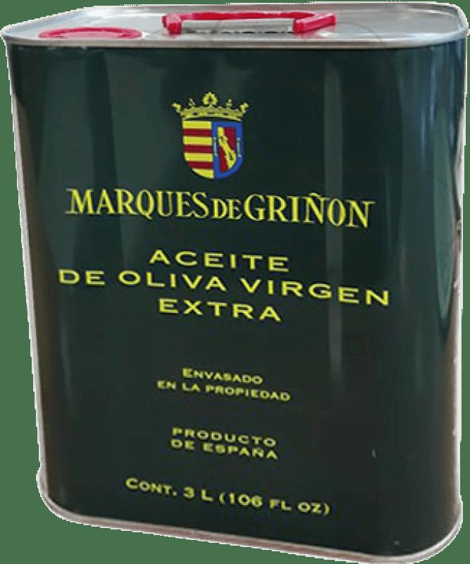 36,95 € Free Shipping   Cooking Oil Marqués de Griñón Spain 3 L