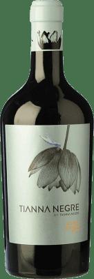 31,95 € Free Shipping | Red wine Tianna Negre Negre D.O. Binissalem Balearic Islands Spain Bottle 75 cl