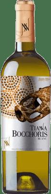 11,95 € Free Shipping   White wine Tianna Negre Bocchoris Crianza I.G.P. Vi de la Terra de Mallorca Balearic Islands Spain Sauvignon White, Prensal Blanco, Giró Blanco Bottle 75 cl