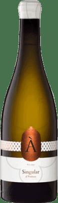 46,95 € Envío gratis | Vino blanco El Molí Collbaix Singular Àmfora Crianza D.O. Pla de Bages Cataluña España Macabeo Botella 75 cl