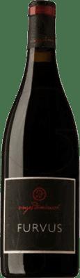 37,95 € Free Shipping | Red wine Domènech Furvus Crianza D.O. Montsant Catalonia Spain Merlot, Grenache Magnum Bottle 1,5 L