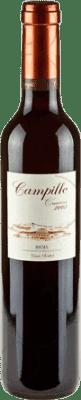 6,95 € Free Shipping | Red wine Campillo Crianza D.O.Ca. Rioja The Rioja Spain Tempranillo Half Bottle 50 cl