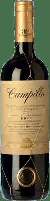 19,95 € Kostenloser Versand   Rotwein Campillo Gran Reserva D.O.Ca. Rioja La Rioja Spanien Tempranillo Flasche 75 cl