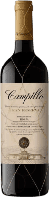 19,95 € Envoi gratuit   Vin rouge Campillo Gran Reserva D.O.Ca. Rioja La Rioja Espagne Tempranillo Bouteille 75 cl