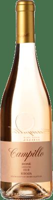 4,95 € Free Shipping | Rosé wine Campillo Rosat Joven D.O.Ca. Rioja The Rioja Spain Tempranillo Bottle 75 cl