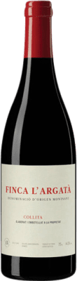 31,95 € Free Shipping | Red wine Joan d'Anguera Finca l'Argata Crianza D.O. Montsant Catalonia Spain Bottle 75 cl