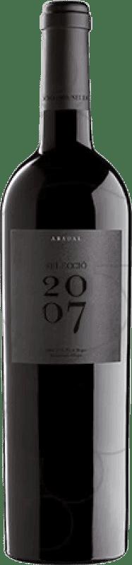 58,95 € Envío gratis | Vino tinto Masies d'Avinyó Abadal Selecció D.O. Pla de Bages Cataluña España Syrah, Cabernet Sauvignon, Cabernet Franc Botella Mágnum 1,5 L