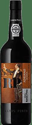 15,95 € Free Shipping | Fortified wine Ramos Pinto Adriano Oporto Reserva I.G. Porto Portugal Tempranillo, Touriga Franca, Touriga Nacional, Tinta Amarela, Tinta Cão, Tinta Barroca Bottle 75 cl