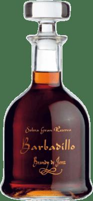 47,95 € Kostenloser Versand | Brandy Barbadillo Gran Reserva Spanien Flasche 70 cl