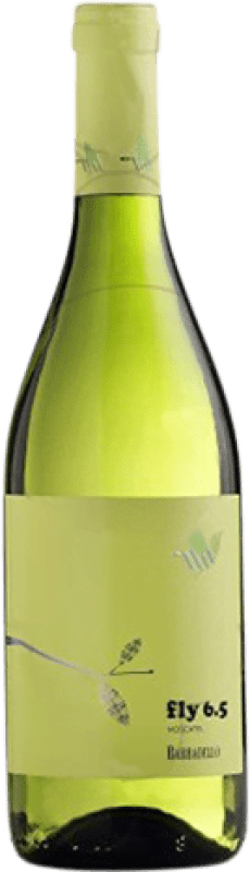 7,95 € Free Shipping | White wine Barbadillo Fly 6.5 Joven Andalucía y Extremadura Spain Muscatel Bottle 75 cl