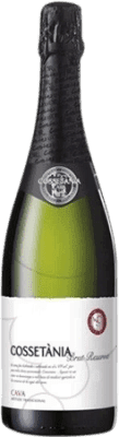 5,95 € Free Shipping | White sparkling Castell d'Or Cossetània Brut Reserva D.O. Cava Catalonia Spain Macabeo, Xarel·lo, Parellada Bottle 75 cl