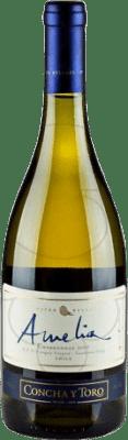 23,95 € Envoi gratuit | Vin blanc Concha y Toro Amelia Joven Chili Chardonnay Bouteille 75 cl